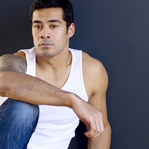 robbie magasiva shirtless